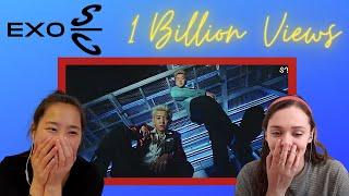 "Baixar EXO-SC - ""1 Billion Views"" (Feat. MOON) MV Reaction   엑소 세훈&찬열 ""10억뷰"" 뮤비 리액션 [ENG/KOR]"