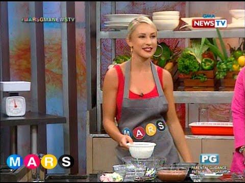 Mars masarap natalia moon 39 s secret dessert youtube for Natalia s kitchen