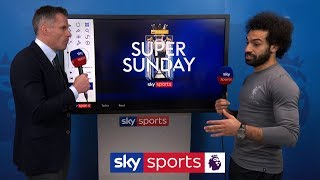 Mo Salah passionately responds to comments on his goal drought | Liverpool 2-1 Spurs