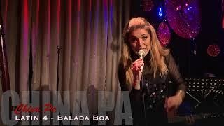 Latin Four【 Despacito & Balada Boa & Madalena & Moliendo Cafe】 China Pa Dining & Live Music