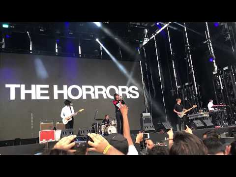 THE HORRORS • Something to remember me by • Hellow Festival • Monterrey México 2017