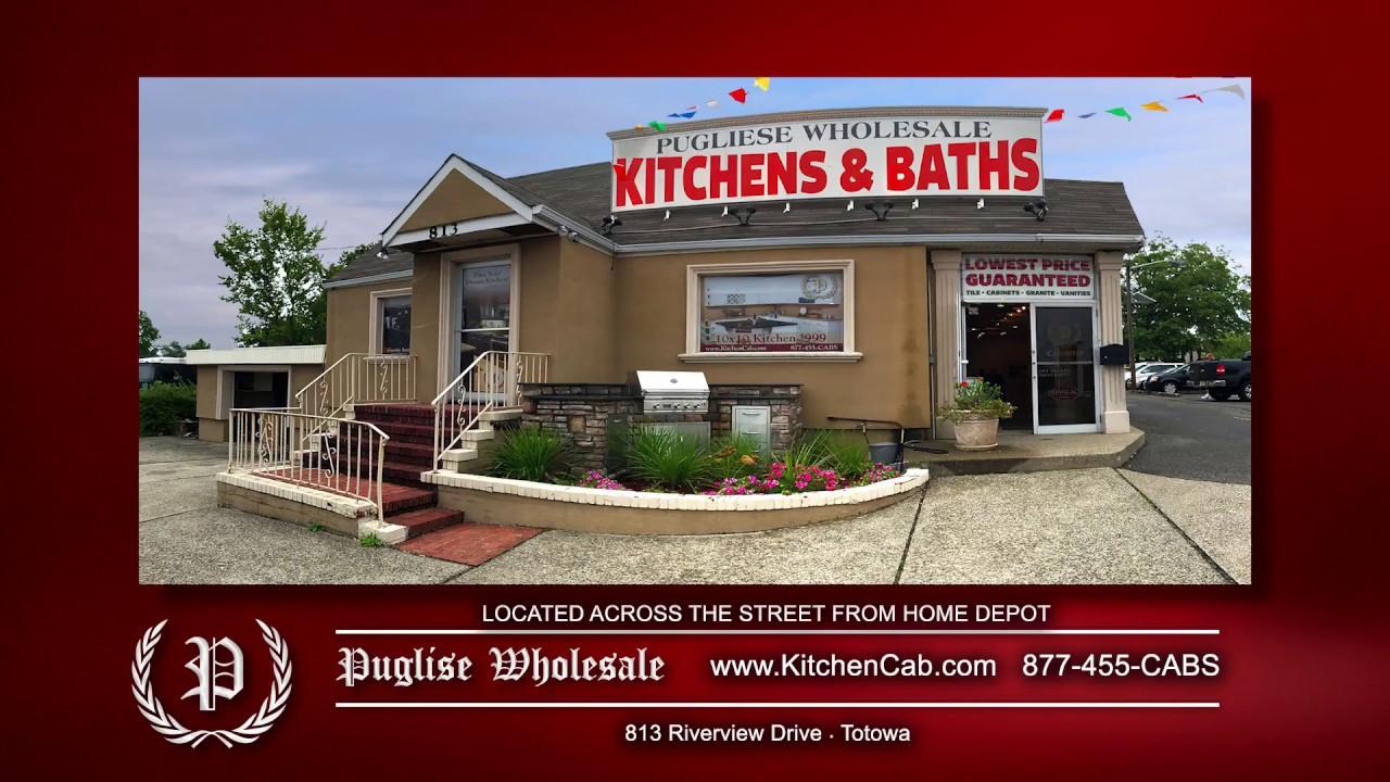 Pugliese Kitchens Bath