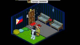 Habbo Christmas Funny Video