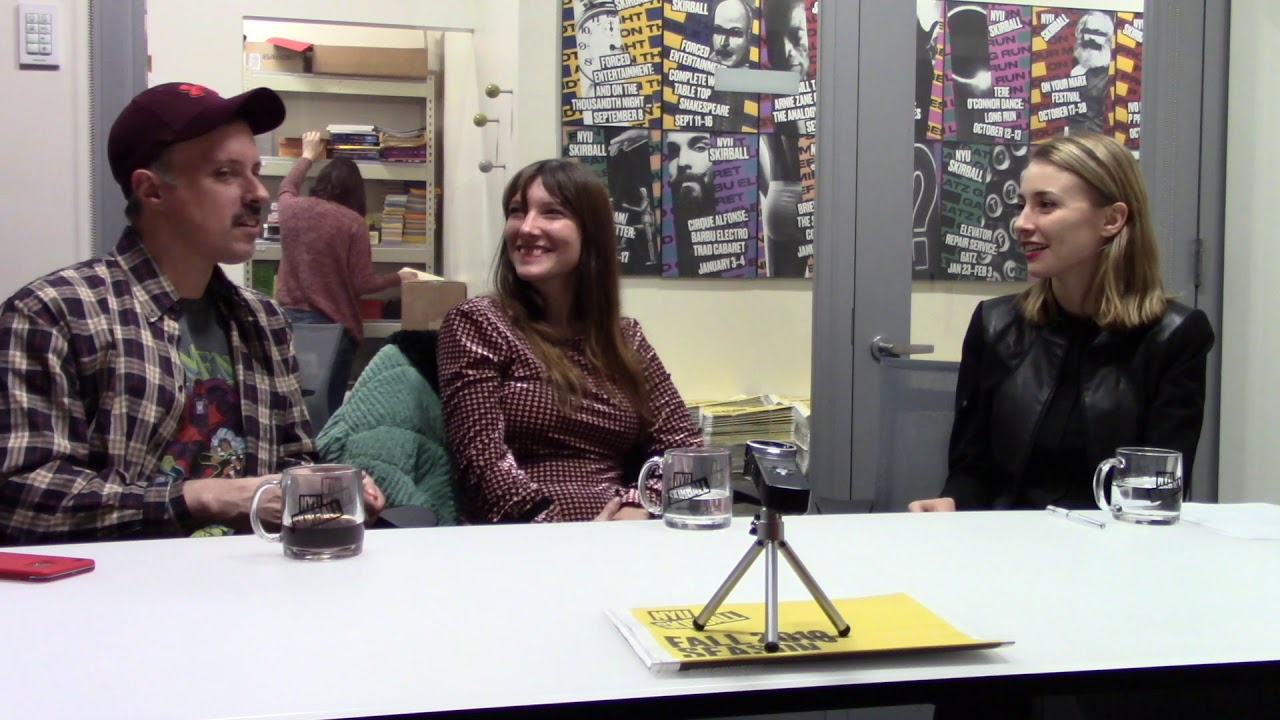 "Office Hours: Alex Segade, Amy Ruhl, and Alisa Zhulina on ""Popular Revolt"""