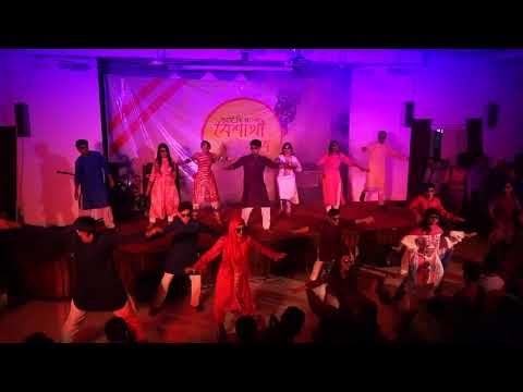 IBA Boishakhi Utshob 1425 - Asho Mama Hey (Dance Performance by BBA 25th)