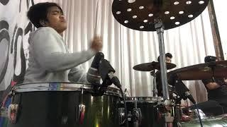 Citra Scholastika - Pasti Bisa (Live Drum Cam)