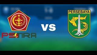 PSTIRA vs PERSEBAYA LIGA 1 OSM (Online Soccer Manager)