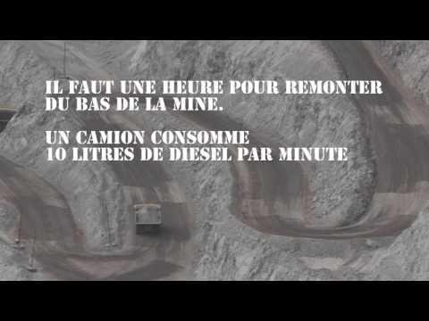 Chuquicamata : la plus grande mine à ciel ouvert