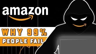 Why 99% of People Fail on Amazon | Top 5 Mistakes to Avoid!