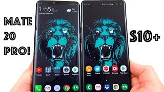 Galaxy S10+ vs Huawei Mate 20 Pro: 5 Reasons to Go With Samsung!