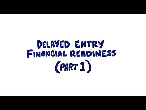U.S. Air Force Delayed Entry Financial Readiness: Part 1