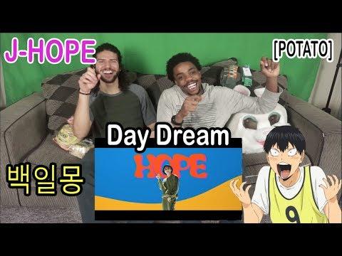 J-Hope Daydream '백일몽' MV - REACTION - 동영상