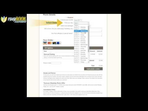 rsvpBOOK Online Event Registration Video 2