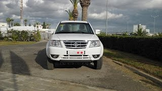 Actuoto: TATA Xenon SC pickup 2.2 Dicor 4x2 Tunis (1ere rencontre) بيك اب تاتا اكزينون