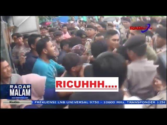 Eksekusi Di Kotabumi Selatan Ricuh, Pemilik Ruko Protes