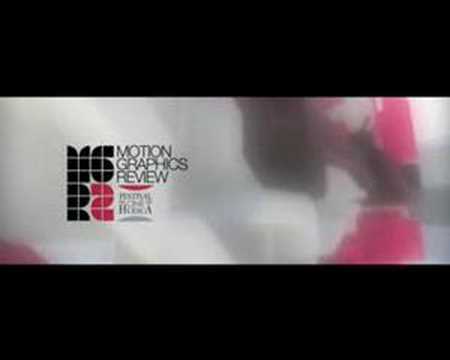 Motion Graphics Review 2008 - Call for Entries