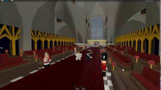 [Roblox london] King Quentin the First's coronation