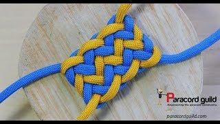 Flat Gaucho Knot- 2 Color- Trama Pluma
