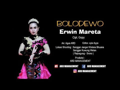 ERWIN MARETA  -  BOLODEWO (Official Music Video)