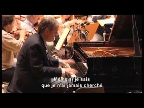 Nicholas ANGELICH : BRAHMS, Concerto pour piano n°2, Klavierstücke op.76