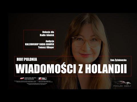 #PoolseMedia Wiadomości z Holandii. Hoi Polonia! Wywiad dla Radio Gdańsk.