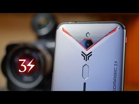 Это оптимальный игровой смартфон? Обзор ZTE Nubia Red Magic 3S: козыри и недостатки