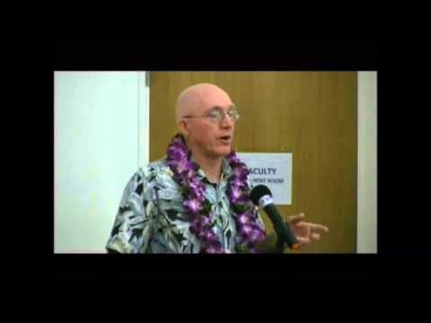 University of Guam - 27th Presidential Lecture Series with Giff Johnson