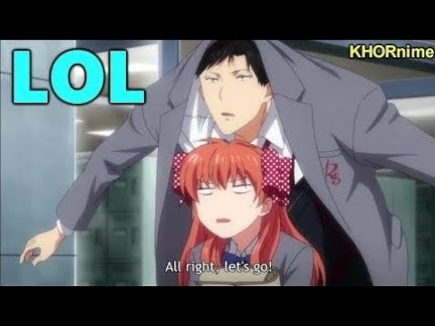 THE DENSEST GUY IN A ROM-COM ANIME EVER! | Funny Anime Moments | Gekkan Shoujo Nozaki-kun