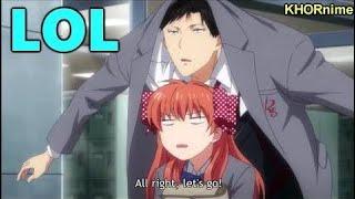 THE DENSEST GUY IN A ROM-COM ANIME EVER! | Funny Anime Moments | Gekkan Shoujo Nozaki-kun