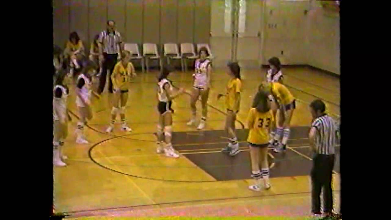 NCCS - MAI JV Girls part one  2-4-85
