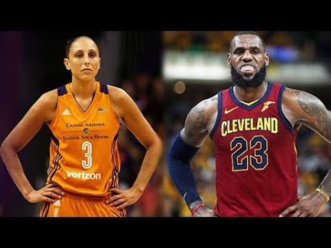 WNBA Players Upset They Aren't Paid the Same as NBA Players