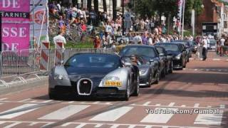 Bugatti Veyron 16.4 - Amazing Fast Accelerations!!