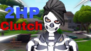 Fortnite Mobile-2HP Clutch + iconic Skin Giveaway