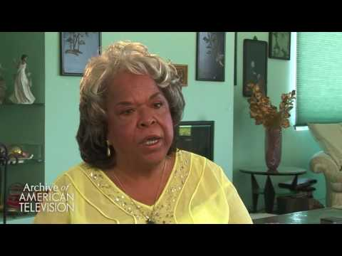 Della Reese on getting cast on