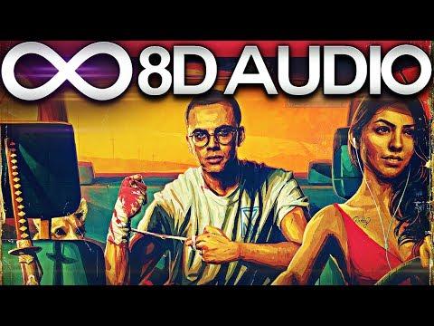 Logic - Indica Badu Ft. Wiz Khalifa 🔊8D AUDIO🔊