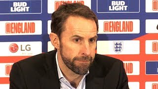 Gareth Southgate Announces England Squad For Opening Euro Qualifiers - Full Press Conference