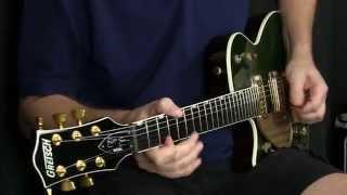 Rockabilly Jam by Jay Smith with my Gretsch 6128 EE guitar