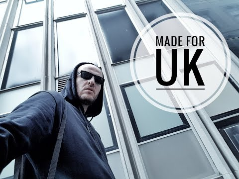 Bibanu MixXL - made in UK (freestyle)