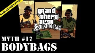 GTA San Andreas: Myths & Legends - Bodybags [HD]