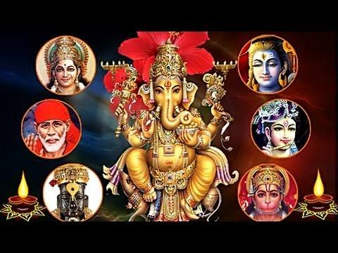 Superhit Marathi Devotional Aarti - Jukebox 19