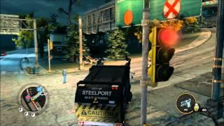 Saints Row 3 Як викрасти сміттєвоз