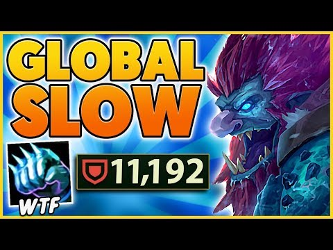 *11192 ARMOR* GLOBAL GLACIAL SLOW (BROKEN) - BunnyFuFuu