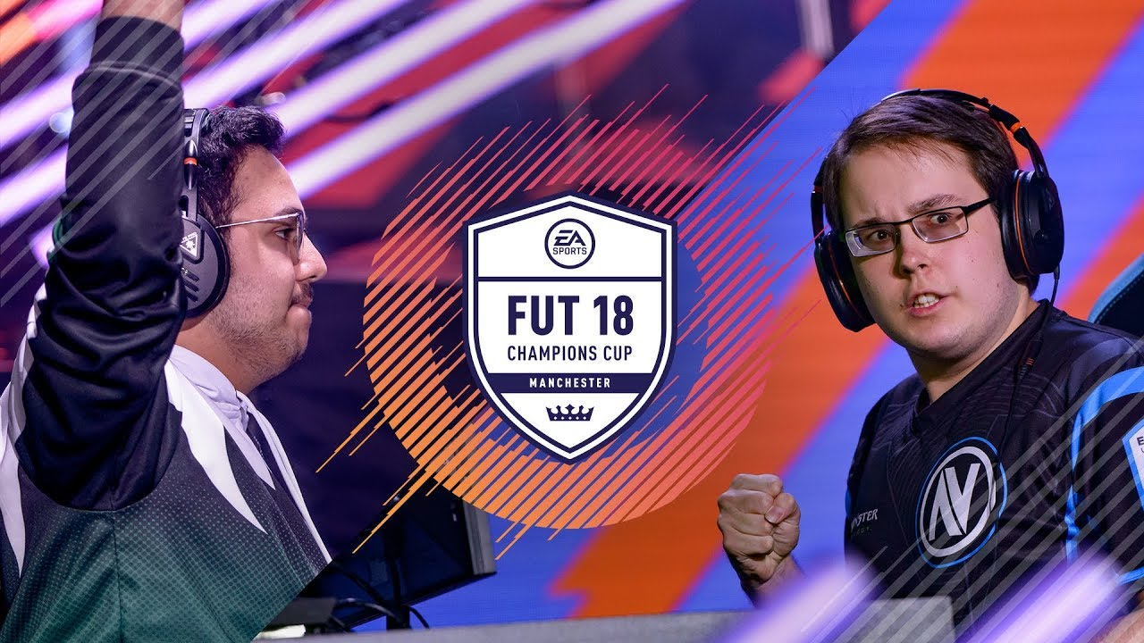 FIFA 18 - FUT Champions Cup Manchester Grand Final - MSdossary vs Eisvogel