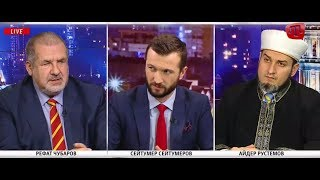 Рефат Чубаров: Айдер Исмаилов — гнилой человек