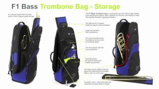 NEW: F1 Bass Trombone Gig Bag