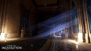 Dragon Age  nquisition   Exploring the Winter Palace