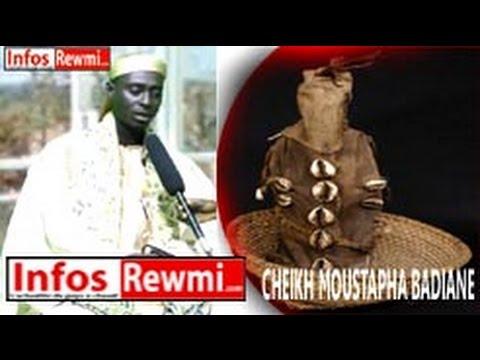 """Kouma sant liguéy nit ma défko parce que..."" martèle Cheikh Moustapha Badiane"