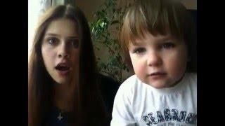 Видео для конкурса Потапа и  Насти ,к песне