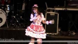 Fanime 2009 - Momoi Halko - Romantic Summer HD