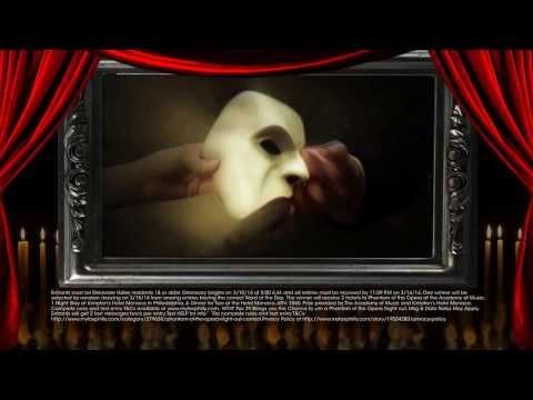 Phantom of the Opera/FOX 29 Contest 20